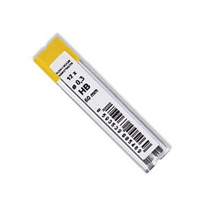Koh-I-Noor Fine Technical Drawing Leads for Mechanical Pencils - 8 Grades