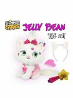 Shimmer Stars - Jelly Bean The Cat - Decorate your plush toy!
