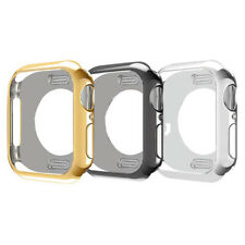 3 Packs Soft Plated Tpu Protective Case Cover for Apple Watch Series 4 [40Mm]