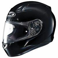 HJC Motorcycle Helmet CL 17 Plus Full Face Vented NEW DOT SNELL ACS Rapidfire