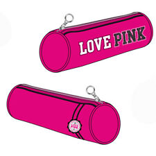 Love Pink - Trousse Fourre Tout Rond Rose