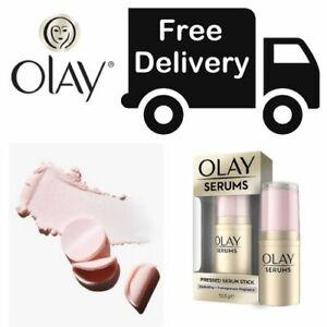 Olay Serums Pressed Serum Stick Hydrating+Pomegranate Fragrance 13.5g. Brand New