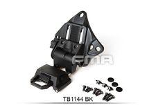 FMA L4 G19 NVG Fast Helmet Mount (BK) (Marking Version) TB1144-BK