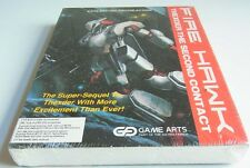 Fire Hawk: thexder the second contact-sierra 1990 * NEW *