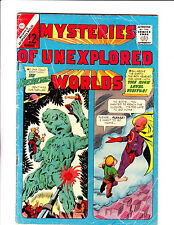 """Mysteries Of Unexplored Worlds No.45   : 1965 :    : """"The High Level Visitor!"""" :"""