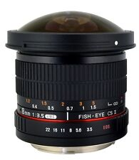 Rokinon 8mm f/3.5 HD Lens for Sony