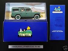 VOITURE TINTIN CAR ATLAS # 43 LA LANDROVER