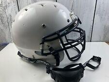 2013 Riddell Schutt Football Helmet Youth Medium Used Under Armor chinstrap USA