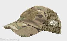 Helikon Multicam camo vent mesh baseball cap army combat tactical military