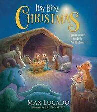 Itsy Bitsy Christmas (Hardback or Cased Book)