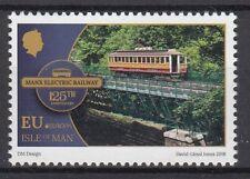 ISLE OF MAN 2018 EUROPA CEPT.BRIDGES .1 stamp with Europa Logo MNH