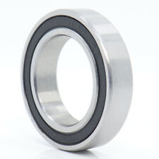 6804RS (20x32x7 mm) Ceramic Bearing Rubber Sealed Si3N4 Ball Bearings ABEC-5