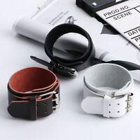 breite manschette jahrgang männer - armband leder - armband armband schnalle