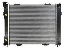 New Direct Fit Radiator 100% Leak Tested Fits For 1998 Jeep Grand Cheroke