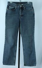 J Crew Blue Jeans Size 4 30 Womens Denim Cotton Made In USA Button Fly