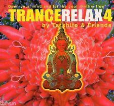 Trancerelax 4 - Tarshito & Friends - CD Album - TRANCE - GUITAR SITAR DIDGERIDOO