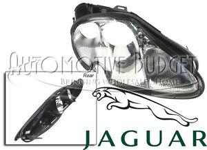 JAGUAR OEM 97-06 XK8 Headlight Head Light Mounting Bracket RIGHT LJA4662AD