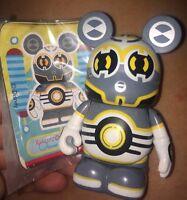 DISNEY VINYLMATION 3 Robots # 1 Robot Communication Bot Yellow