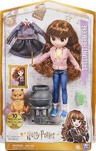 "Wizarding World Harry Potter 8"" Brilliant Hermione Granger Doll Gift Set"