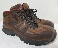 Red Wing Shoes 6672 Truhiker Steel Toe Waterproof Hiking Boots Mens 9.5 D US