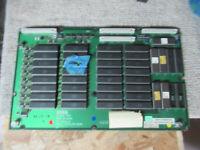 SEGA MODEL 3 STEP 2 virtua striker 2 99 ROM ONLY ARCADE GAME PCB BOARD  c39A