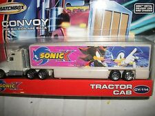 MATCHBOX CONVOY SONICX TRACTOR CAB #CY-114
