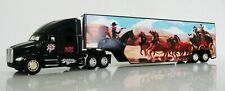 Kenworth T700 Series Black Truck semi Trailer Smokey & The Bandit 1:68 Scale