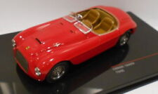 Voitures, camions et fourgons miniatures rouges IXO Roadster