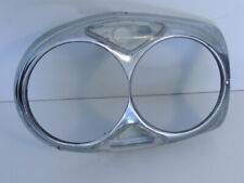 Mercedes Benz Headlight Door with Clear Lens 1964-71 220SE 250SE 280SE 3.5 300SE