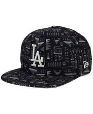 "New Era MLB Los Angeles Dodgers ""Geo Snap"" Snapback Cap - One Size Fits All, NEW"