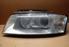 2004-2005 AUDI A8 DRIVER LEFT HID XENON HEADLIGHT W/ AFS ADAPTIVE  04 05