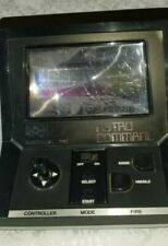 Vintage 1982 Epoch Astro Command Tabletop Arcade Game System ~ Works Great!