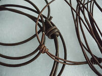 Leather Lace Round Jewellery Cord for wristbands, pendants, necklaces, earrings