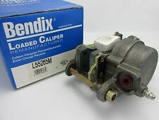 Bendix L55265M Left Front Disc Brake Caliper - Loaded With Semi Metallic Pads