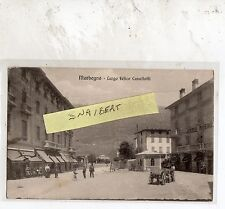 C002286    SONDRIO  MORBEGNO  LARGO FELICE CAVALLOTTI   ANIMATA VG  1919