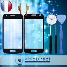 Ecran vitre tactile pour Samsung Galaxy Ace 3 S7270 S7272 S7275 noir +kit outils