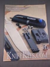 KnifeKits.com Knife Knives Kits 2010 2011 Parts Accessories Blade Maker Catalog