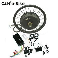 Leili 12000w/72v Electric Bike Ebike Fat Tire or Regular Tire Conversion Kit