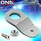 For Ek Dc S2k Silver Cnc Aluminum Radiator Stay Mount Bracket Tap+fender Washer photo