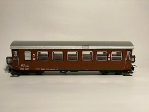 Stängl 3205-7 Personenwagen Mariazellerbahn braun H0e OVP
