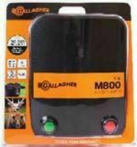 Gallagher M800 Fence Energizer G323524 BRAND NEW