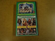 VHS VIDEO CASSETTE / HARD N' HEAVY - VOLUME 5 - VARIOUS ARTISTS
