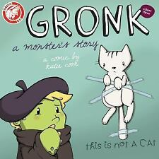 Gronk: A Monster's Story Volume 3 (Gronk a Monsters Story Gn), Cook, Katie, Good