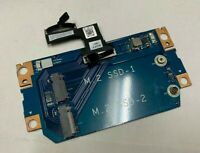 """Dell Alienware 13 R2 13.3"""" M.2 Bracket Adapter Interface Board W/ Cable A1548G"""