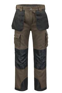 KP12 - Kolossus Strength Utility Work Pant  10 Pockets and PE Reinforced Knees