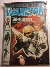 Warrior Magazine #9 Alan Moore V for Vendetta Marvelman Miracleman Vintage Rare