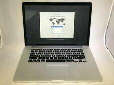 MacBook Pro 15 Retina Mid 2015 2.8GHz i7 16GB 1TB - Intel Iris GFX - Good Cond.