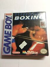 GIOCO GAME BOY Boxing Heavy Weight Championship