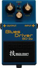 Boss BD-2W Blues Driver Waza Craft Pedal Item ID: BD2W