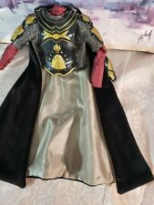 Barbie Ken Doll Sized Cloak And Armor Lord Of The Rings